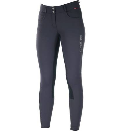 Horze BV Kimberley Ladies' Leather Full Seat Breeches