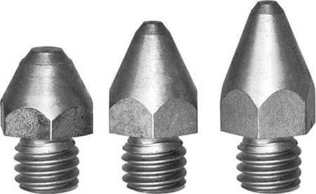 Flair Hardened Steel Studs 19mm