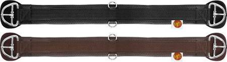 Flair Anti Gall Western Girth - Buckles