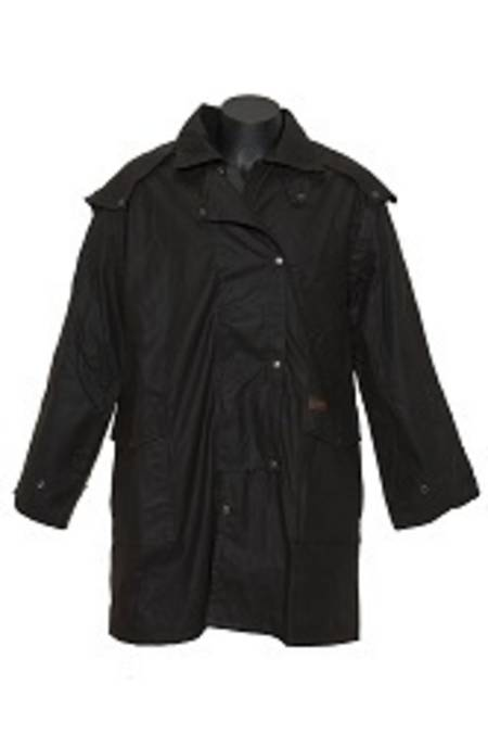 Outback Knee Length Coat-5008