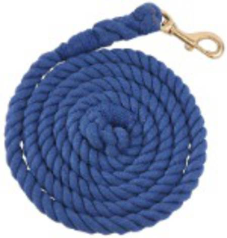 Zilco Cotton Rope -19mm Solid Brass Snap