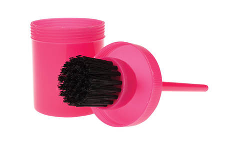 Roma Brights Hoof Oil Brush And Bucket