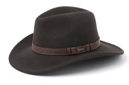 Outback Haddad Wool Hat-6045