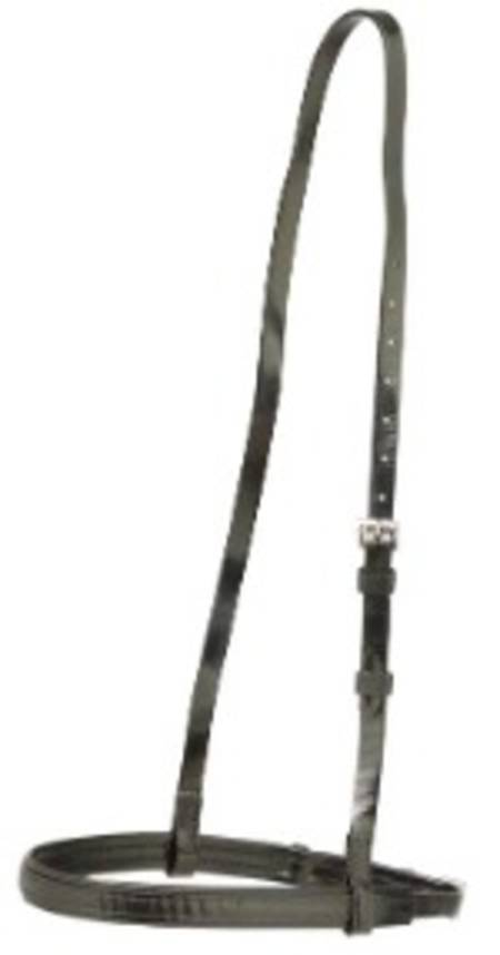 Aintree Cavesson Noseband- Black Trim