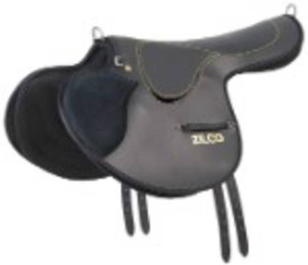 Zilco Monte Soft Seat Saddle-3.1kg