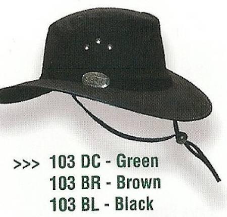 Selke Oilskin Hat
