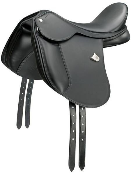 Bates Pony Dressage Saddle-Long Flap-Cair