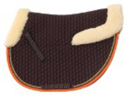 Zilco Fleece Trim Jump Saddlecloth