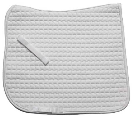 Zilco Rope Trim Saddle Cloth Dressage