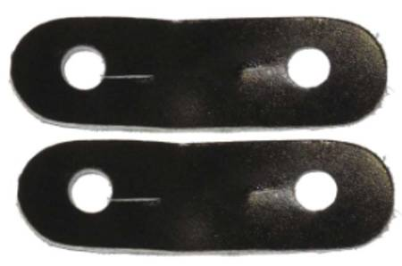 Zilco Peacock Iron Spare Leather Straps