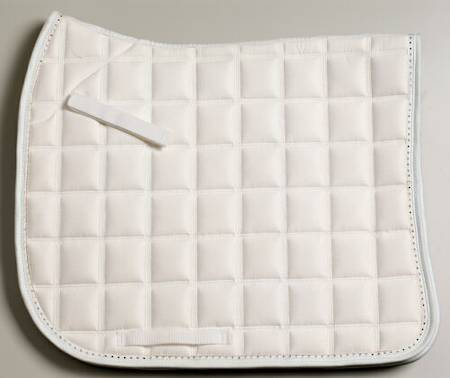 Zilco Diamante Trim Dressage Pad