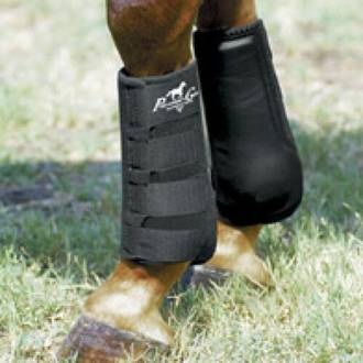 Professional Choice Quick Wrap Splint Boots