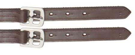 Aintree Stitched -Nylon Reinforced Stirrup Leathers