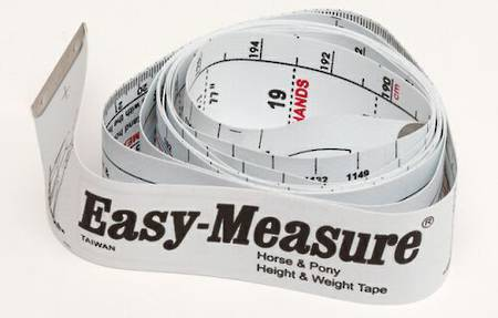 Zilco Easy Measure Weighband