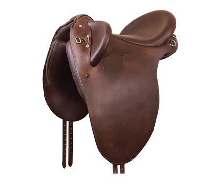 Bates Kimberley Stock Saddle - Hart