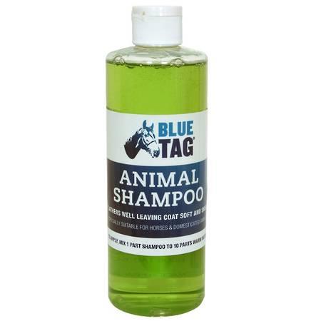 Blue Tag Animal Shampoo