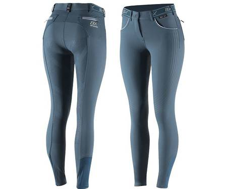 BVX Xandra Ladies' Silicone Full Seat Breeches