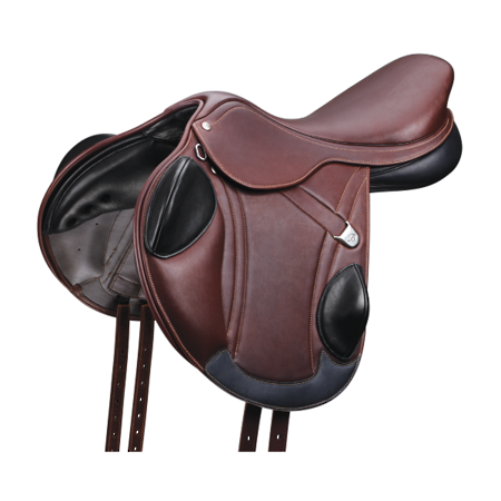 Bates Advanta Jumping Saddle - Hart