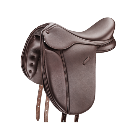 Bates Pony Show +  Luxe Leather - Short Points - Hart
