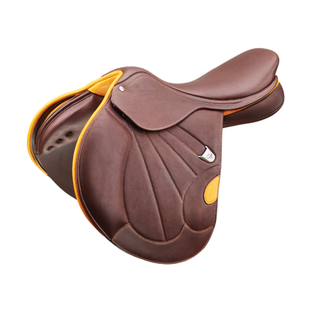 Bates Victrix Jumping Saddle - Hart
