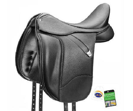 Bates Dressage+ Luxe Leather - Cair