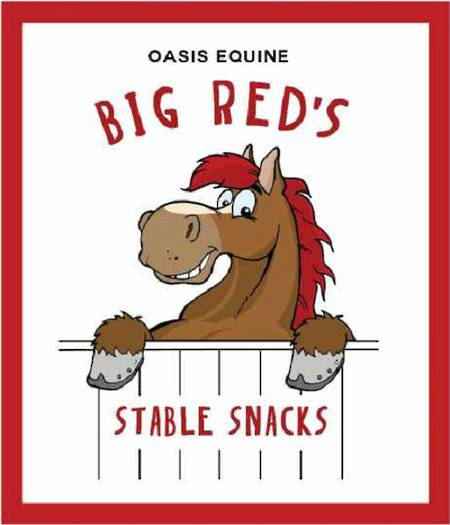 Big Red's Stable Snacks