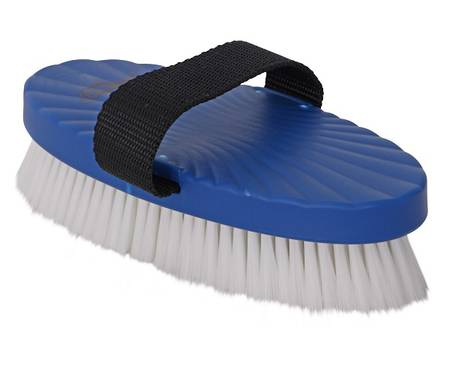 Blue Tag Soft Bristle Body Brush