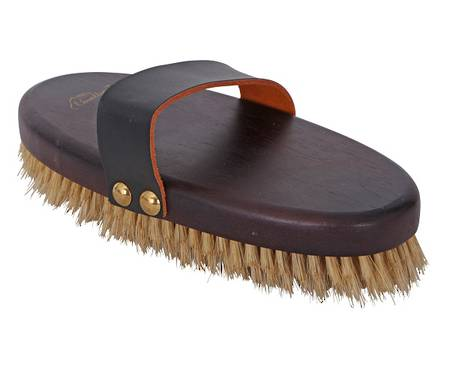 Cavallino Pig Bristle Body Brush