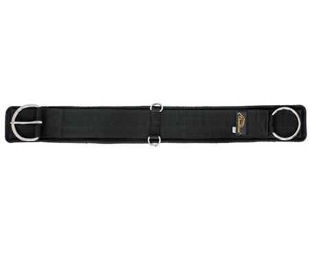Cavallino Vented Anti Slip Buckle/Ring Girth