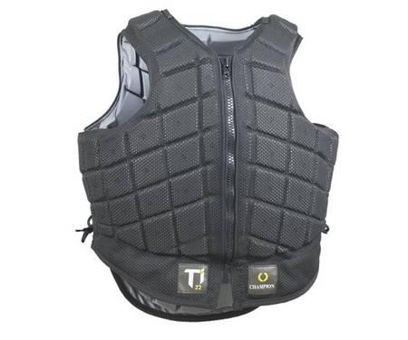 Champion Titanium Ti22 Body Protector - Child