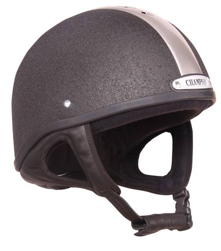 Champion Ventair Deluxe Jockey Helmet