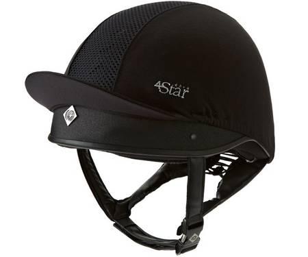 Charles Owen 4* Jockey Helmet