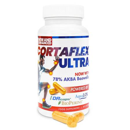Cortaflex Ultra AquaLox AKBA Human Capsules