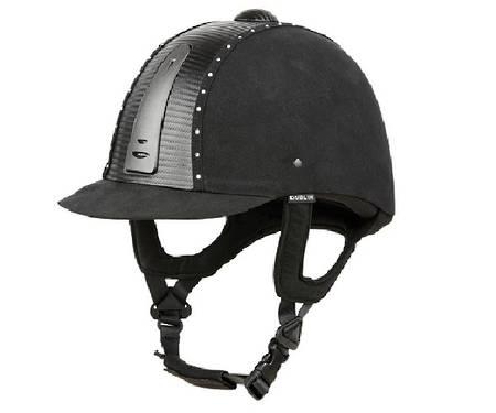 Dublin Platinum Diamante Helmet
