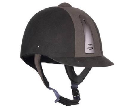 Dublin Silverline 2-Tone Helmet