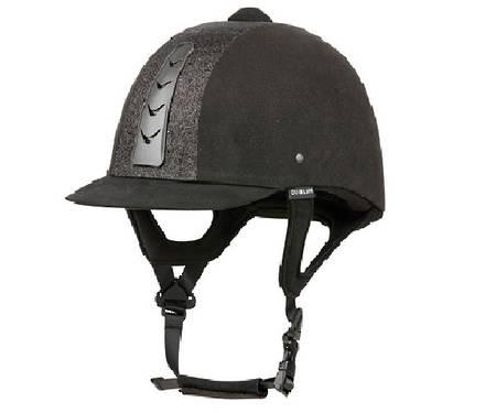 Dublin Silverline Fizz Helmet