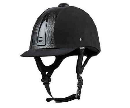 Dublin Silverline Snake Helmet