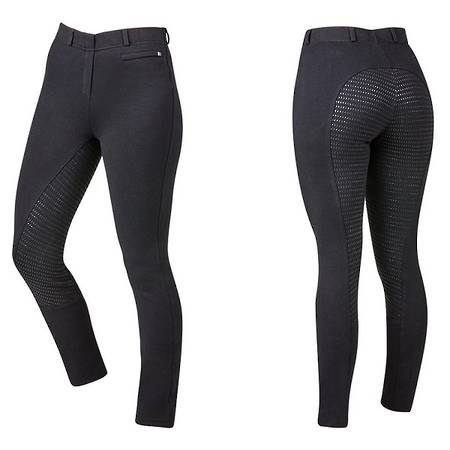 Dublin Supa-Fit Pull On Gel Full Seat Year Round Jodhpurs