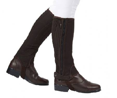 Dublin Easy Care Half Chaps II - Adults