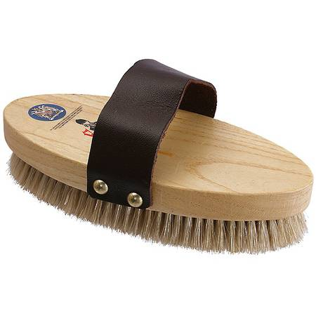 Equerry Animal Bristle Body Brush