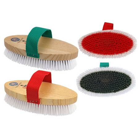 Equerry Wood Back Body Brush