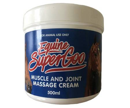Equine Super Goo Muscle and Joint Lotion