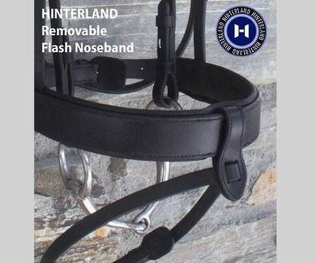 Hinterland Flash Strap and Attachment