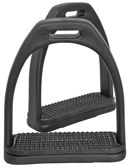 Blue Tag Composite Stirrup Irons With Pads