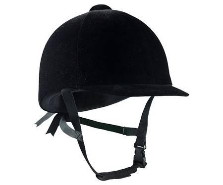 Horze HZ Velvet Helmet