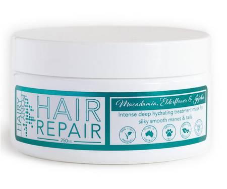 Hairy Pony Hair Repair