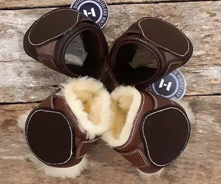 Hinterland FEI Approved Hind Jumping Boots