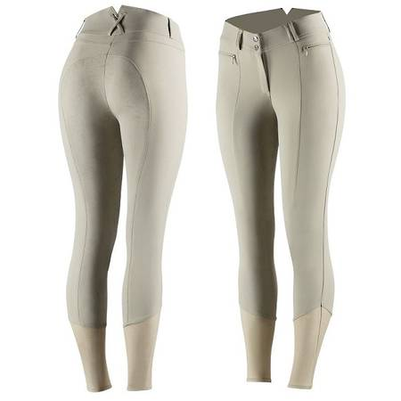 Horze Angelina Womens Silicone Full Seat Breeches