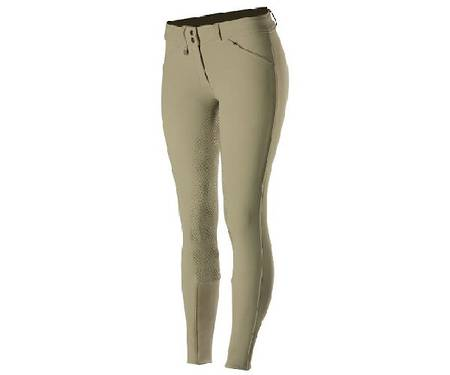 Horze Grand Prix Ladies Silicone Full Seat Breeches