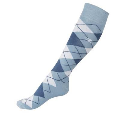 Horze Alana Checked Summer Socks